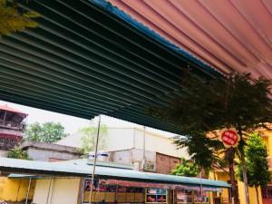 Mái Bạt Xếp Di Động Tại Khu Đô Thị Đại Thanh Hà Nội